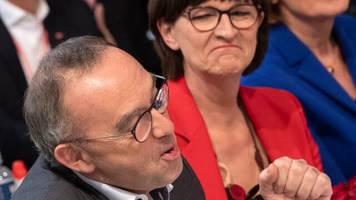SPD-Parteitag: In die neue Zeit. Irgendwann…
