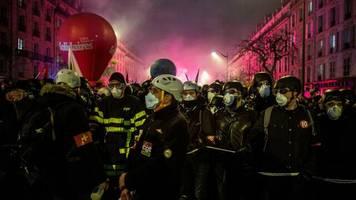 Verkehr: Streiks in Frankreich gehen in die nächste Runde