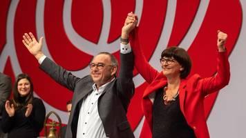 GroKo-Aus an Nikolaus?: Richtungskampf beim SPD-Parteitag