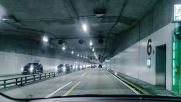Verkehrsfreigabe für A7-Lärmschutztunnel: Vollsperrung folgt