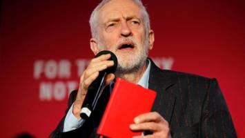 brexit im newsblog: tv-duell – die letzte chance für corbyn?