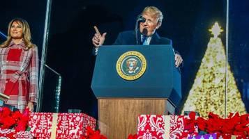 Donald Trump und das Impeachment: Schöne Bescherung