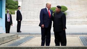 Nordkorea über Trump: Seniler Rückfall eines dementen Alten
