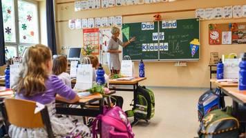 Rheinland-Pfalz bei Grundschullehrkräften in grünem Bereich