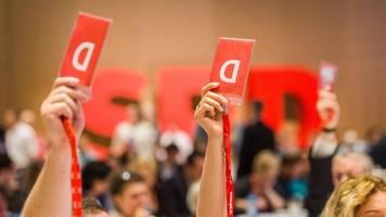 SPD-Parteitags: Das sind die Anträge im Überblick