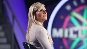 Wer wird Millionär?: Kandidatin scheitert fast an 100-Euro-Frage – und erntet Spott
