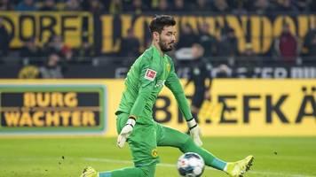 Optimistischer Dortmunder - Alles möglich: BVB-Keeper Bürki glaubt weiter an den Titel