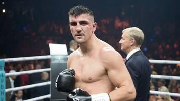 Schwergewichtskampf: Ex-Weltmeister Huck boxt in Hannover um EM-Titel