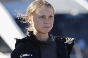 Klimamarsch in Madrid mit Greta Thunberg und Javier Bardem