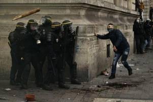 Neue Streiks in Frankreich erwartet - Züge stehen still