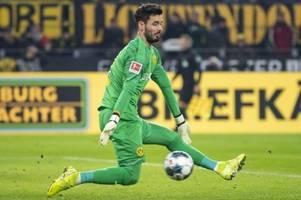 Alles möglich: BVB-Keeper Bürki glaubt weiter an den Titel