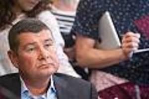 war seit jahren auf der flucht - schillernder ukraine-oligarch in deutschland festgenommen