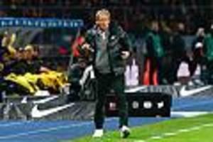 Bundesliga, 14. Spieltag - Eintracht Frankfurt - Hertha BSC im Live-Ticker, Klinsmann peilt ersten Sieg an