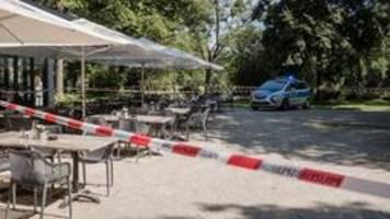 tiergarten-mord: bnd befürchtet tötung des täters