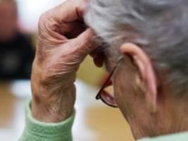 Senioren: Methadon zum Frühstück