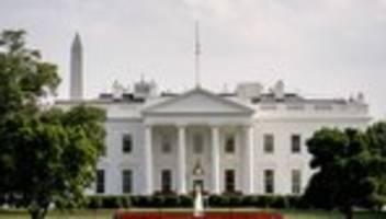 Ukraine-Affäre: Weißes Haus fordert Ende des Amtsenthebungsverfahrens gegen Trump