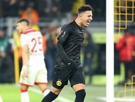 Nagelsmann besiegt den Ex-Klub: BVB erdrückt Fortuna Düsseldorf
