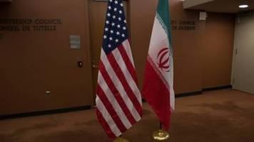 Trump: Im Iran inhaftierter US-Bürger freigelassen