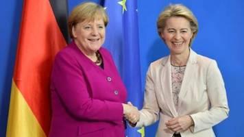 Merkel fordert EU-Mitglieder zu Ehrgeiz beim Klimaschutz auf