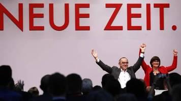 SPD-Parteitag: So sieht also eine Zeitenwende bei der SPD aus