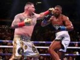 Warum der Boxkampf zwischen Ruiz und Joshua zur Nebensache wird