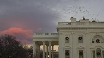 Impeachment gegen Donald Trump: Weißes Haus fordert Ende des Amtsenthebungsverfahrens