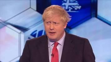 Video: Johnson schlägt Corbyn bei letztem TV-Duell vor Wahl laut Umfrage