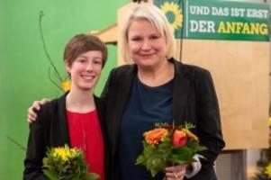 Parteien: Brandenburger Grüne wählen zwei Frauen an die Spitze