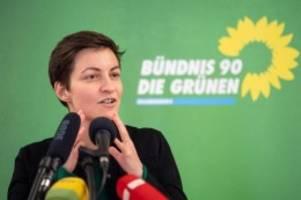 Parteien: Ska Keller ruft Brandenburger Grüne zur Geschlossenheit auf