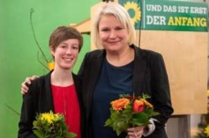 Parteien: Brandenburger Grüne wählen zwei Frauen als Führungsduo