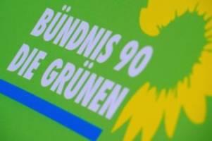 Parteien: Grüne beraten auf Parteitag über Klimaschutz und Mieten