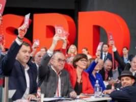 SPD: Esken und Walter-Borjans starten mit bedrohlicher Finanzlage