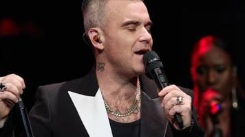 «The Christmas Present»: Robbie Williams wünscht sich Nummer-1-Album zu Weihnachten