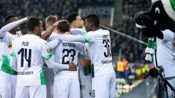 2:1 im Klassiker: Spätes Gladbacher Glück gegen den FC Bayern