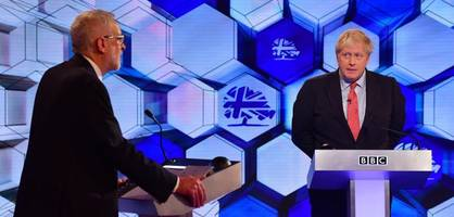 Den Wahlsieg will Boris Johnson mit Brexit und billigen Tampons schaffen