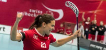Unihockey-WM: Auf Rüttimanns Schultern lastet die Titel-Hoffnung