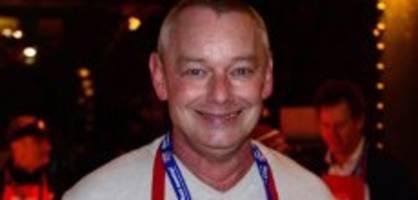 Einen Tag nach Charity-Veranstaltung: Kult-Imbisstester Harry Schulz (59) ist tot
