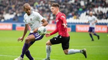 Hannover dreht Spiel gegen Aue: Erster Saison-Heimsieg