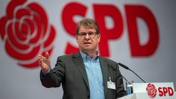 SPD-Parteitag in Berlin: Stegner und Müller künftig nicht mehr im SPD-Vorstand