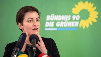 Ska Keller ruft Brandenburger Grüne zur Geschlossenheit auf