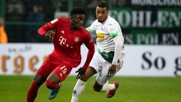 2:1 im Klassiker: Spätes Gladbach-Glück gegen den FC Bayern