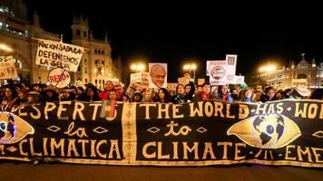 halbzeit bei un-klimakonferenz: klimagipfel in madrid geht in entscheidende woche