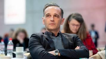 SPD-Parteitag: Heiko Maas im zweiten Wahlgang in SPD-Vorstand gewählt