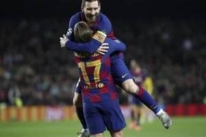 5:2 gegen mallorca - barcelona nun wieder tabellenführer