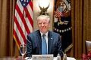 Anweisung an Umweltschutzbehörde - Donald Trump will mehr Wasser pro Toiletten-Spülung