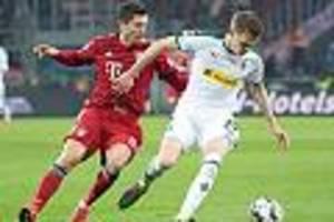 Bundesliga - Bayern muss in Mönchengladbach ran - Flick will Borussia-Höhenflug beenden