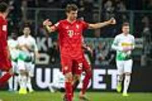 Bundesliga - Noten zum FC Bayern: Fünf Vierer und eine Fünf für fahrlässige Münchner