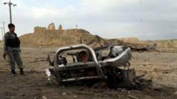Afghanistan: USA und Taliban wollen wieder reden