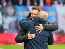 Titel-Attest für RB Leipzig: Julian hat es in sich, Meister zu werden