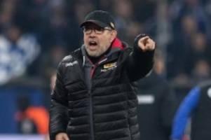 Fußball: Union Berlin sieht sich gegen Köln nicht in Favoritenrolle